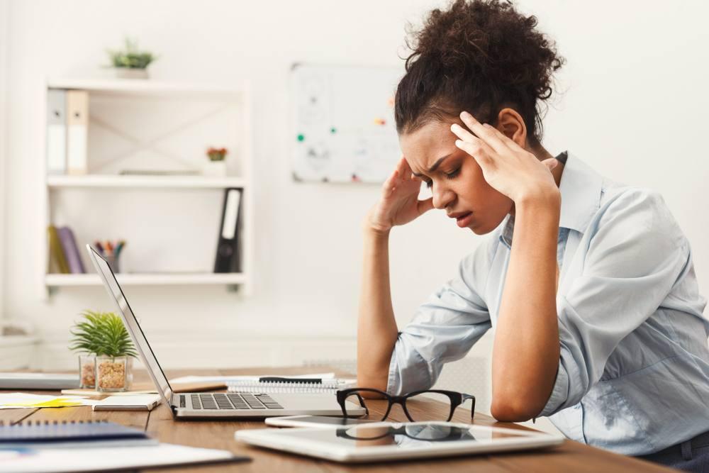 Cómo el estrés daña al cuerpo