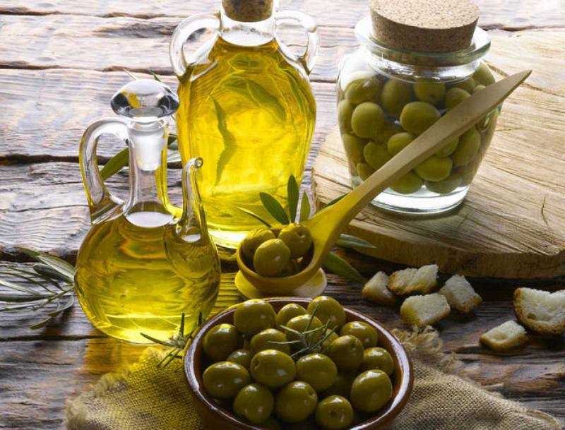 El aceite de oliva y sus beneficios en la salud