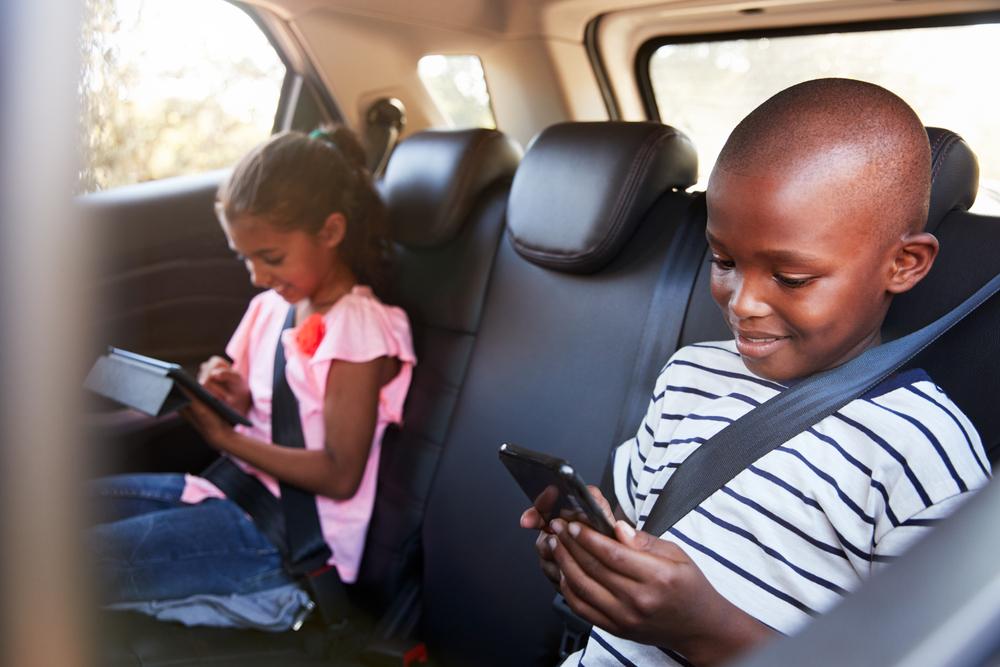 Orientar a los niños de la generación táctil