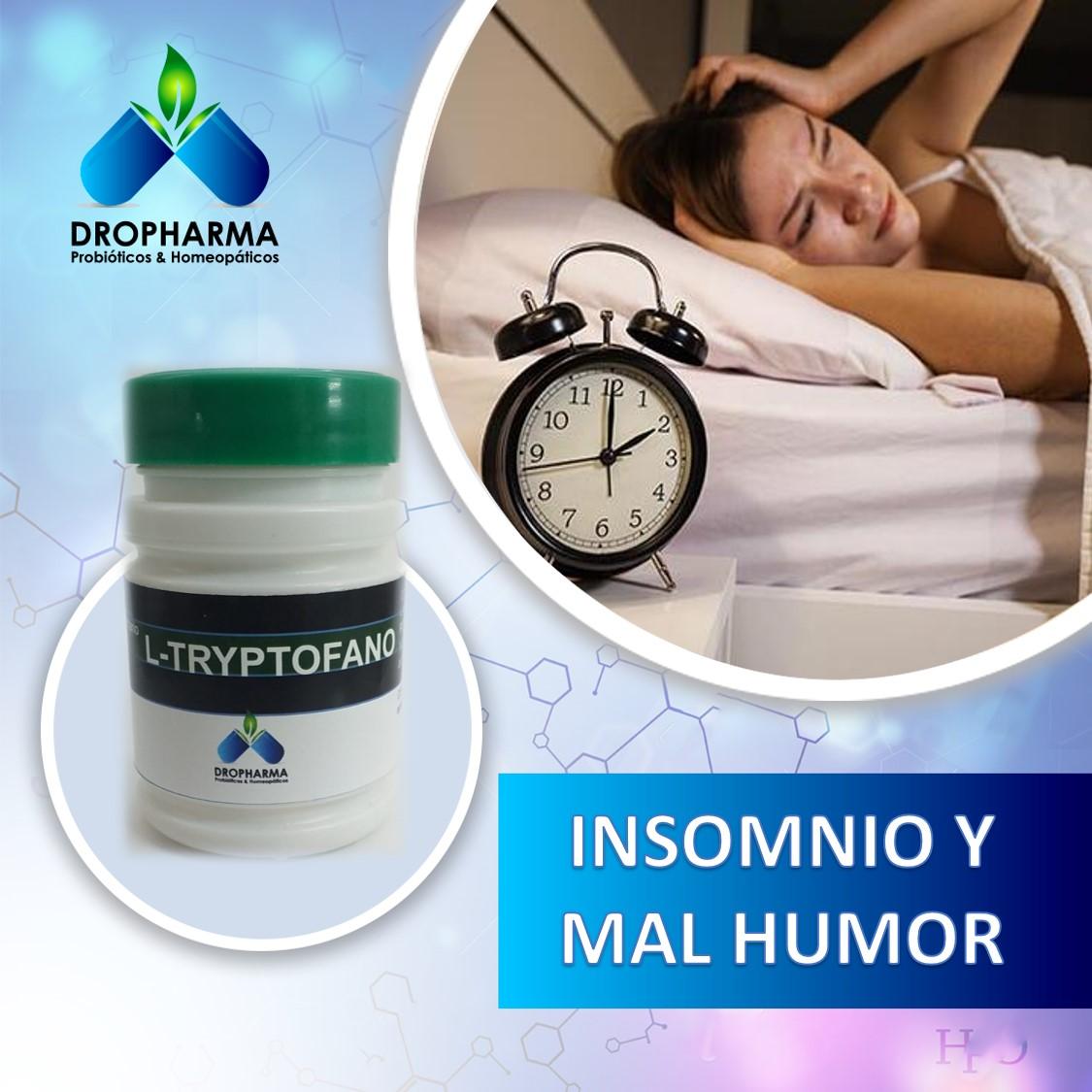 Duerme bien y mejora tu humor con el triptófano