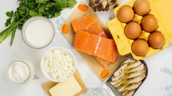 Para combatir la falta de sol por cuarentena, consume alimentos con vitamina D