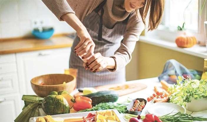 Cómo cocinar sin destruir vitaminas