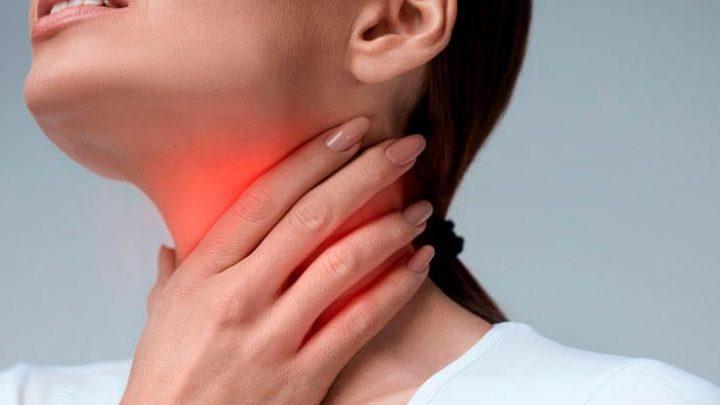 Dolor de garganta al tragar: causas y cómo aliviarlo