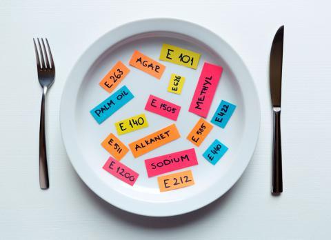 Alergia a aditivos alimentarios