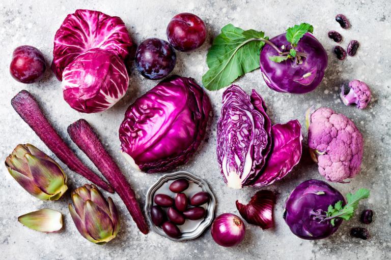 Alimentos morados, por qué incluirlos en tu dieta