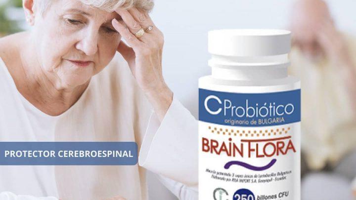 Los probióticos mejoran la función cognitiva de personas con alzhéimer