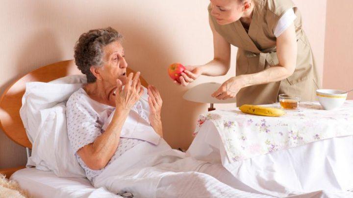Hiporexia en ancianos