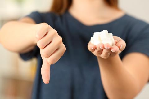 Cómo reducir el consumo de azúcar libre