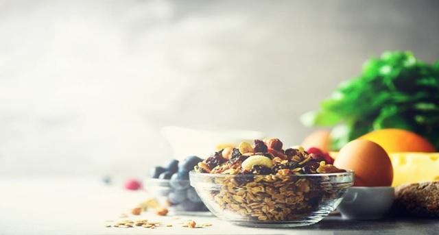 Cómo comer para reducir el colesterol