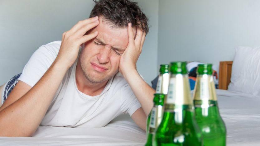 Resaca: ¿qué le pasa al cuerpo cuando ha bebido demasiado?