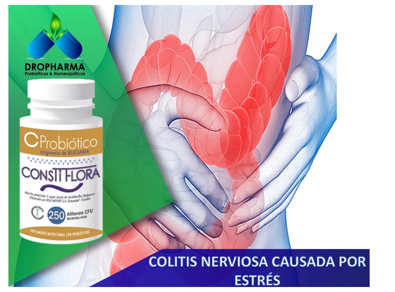 ¿Es el síndrome de colón irritable un tipo de estrés?