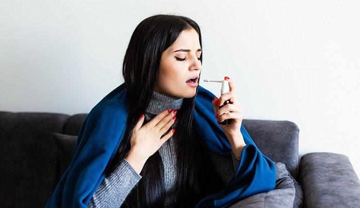 Spray para el dolor de garganta | Antiinflamatorio natural