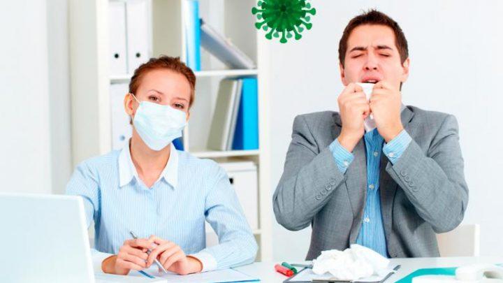 Pautas para prevenir el coronavirus en tu puesto de trabajo