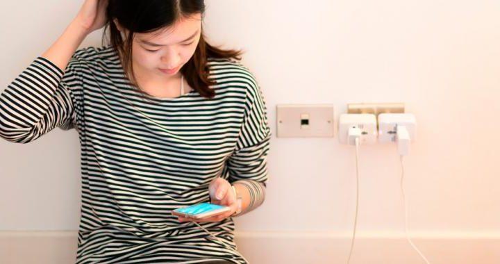 Síndrome de la batería baja, la ansiedad de la generación selfie