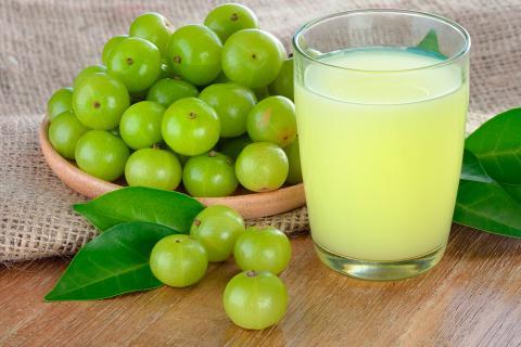 Amla, el mejor antioxidante ayurvédico