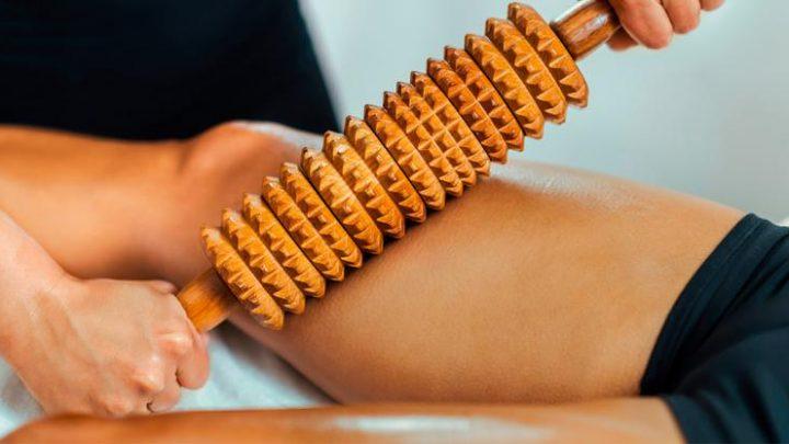 Maderoterapia, modela tu cuerpo y equilibra tu energía