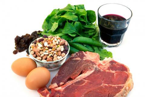 Nutrición y anemia